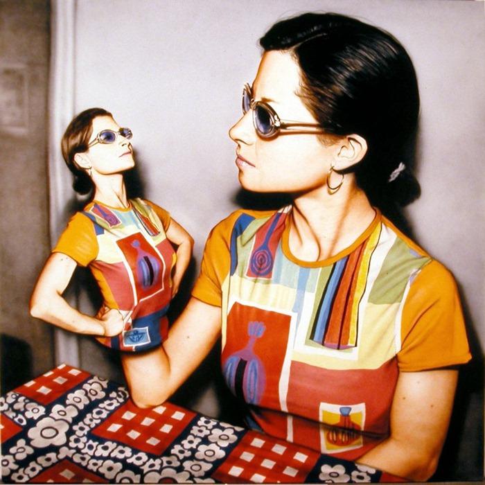 Hyperrealism Visual Arts: Victor Rodriguez's Incredible Paintings