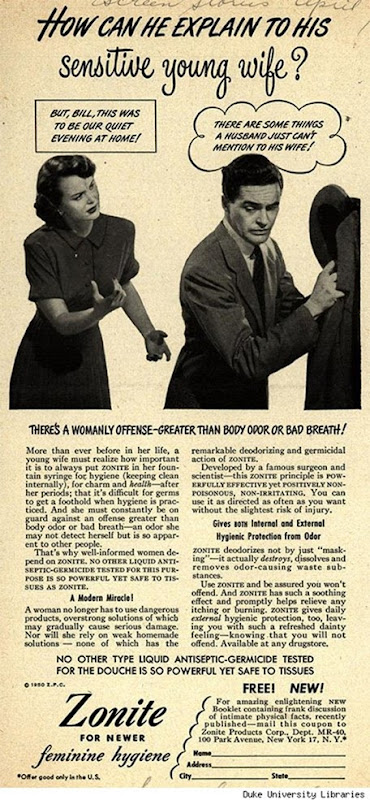 45 Vintage Sexist Ads That Wouldn't Go Down Well Today | Amusing Planet