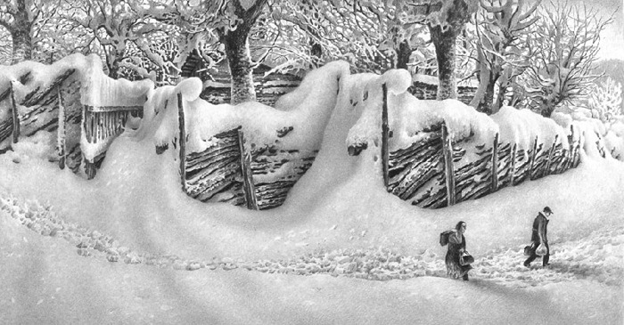 pencil drawings of winter scenes by guram dolenjashvili amusing planet