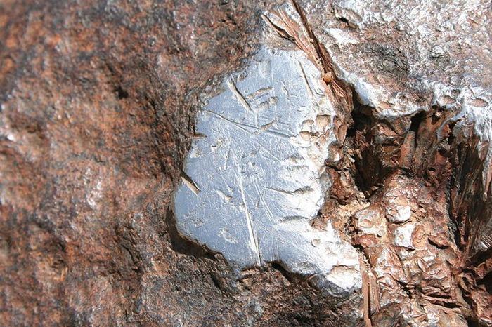 Hoba Meteorite Is The Largest Meteorite On Earth Amusing