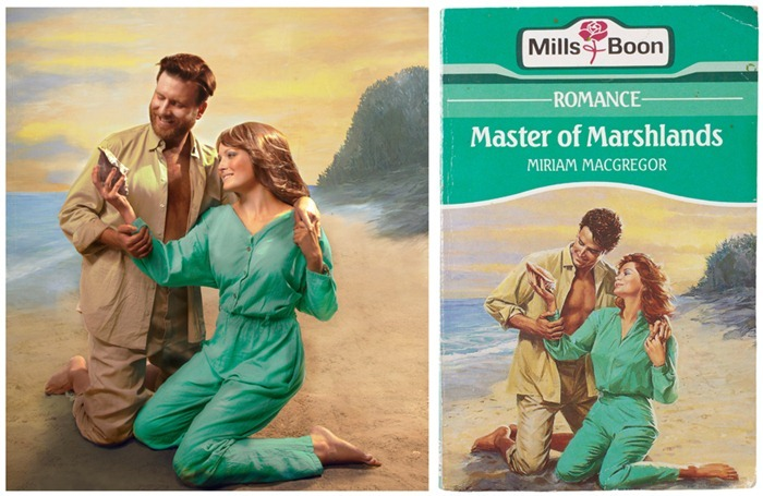 Mills & Boon Covers Recreated | Amusing Planet