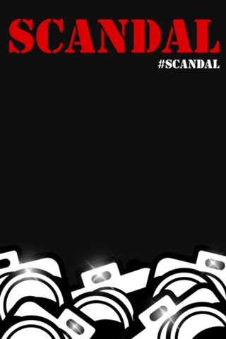 Scandal Button