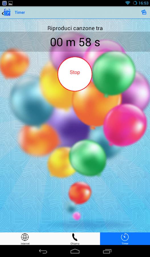 Eccezionale Canta Auguri Buon Compleanno - App Android su Google Play GQ79