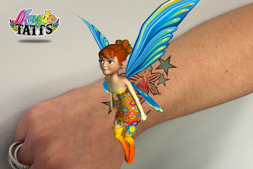 Magic Tatts - AR Tattoos