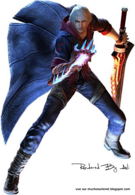 Nero – Devil May Cry 4