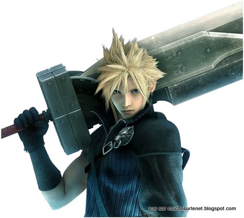 Cloud Strife – Final Fantasy VII