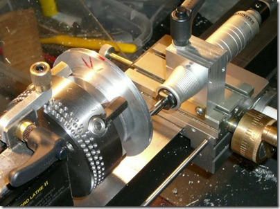 Monty Remon's Indexing     - Nick's Taig Lathe and Milling Machine Blog
