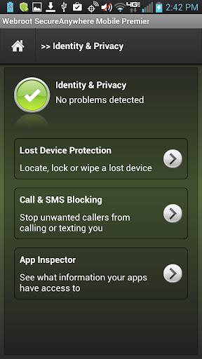 工具必備免費app推薦|ウェブルート セキュアエニウェア モバイル プレミア線上免付費app下載|3C達人阿輝的APP