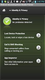 Security - Premier Screenshot 3