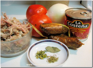 Mexican tinga recipe -Shredded Pork Meat