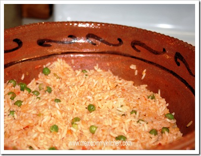 Learn how to do make it today. Mexican rice recipe