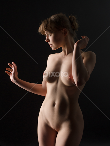 boudoir Artistic nude