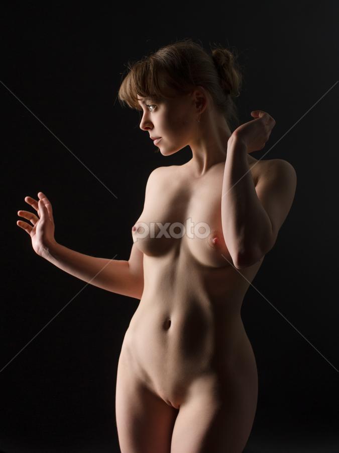 Natalie by Andrey Stanko - Nudes & Boudoir Artistic Nude ( girls, nude, studioworks, naked, fine art, andrey stanko,  )