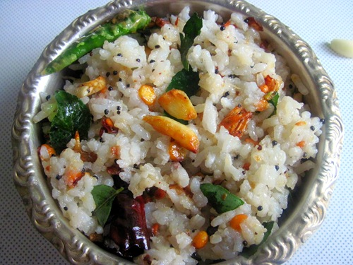 garlic rice 2