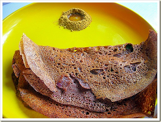 Health mix dosa