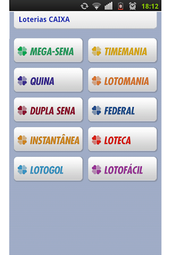 Resultados Loterias mega Loto