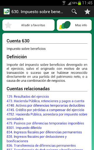 玩商業App|Cuentas Plan General Contable免費|APP試玩