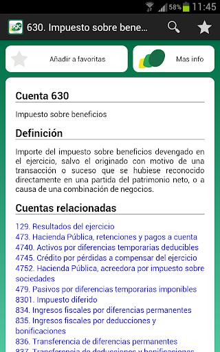 商業必備免費app推薦|Cuentas Plan General Contable線上免付費app下載|3C達人阿輝的APP