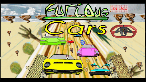 Furious The Dog Cars