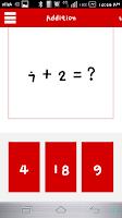 Screenshot of Math Kids:Mathmatics practice