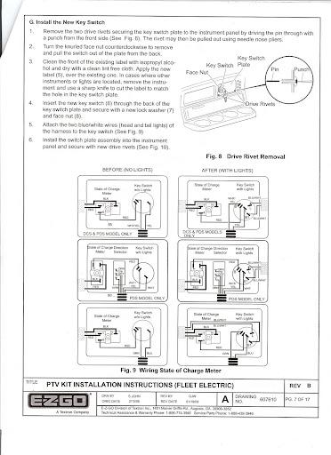 Ez Go Freedom Wiring Diagram