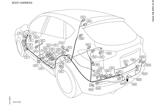 Trailer Hitch Wiring Harness Nissan Forum Nissan Forums