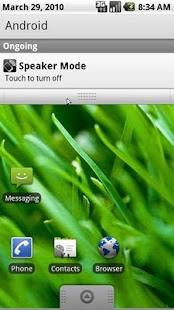 Speaker Mode- screenshot thumbnail