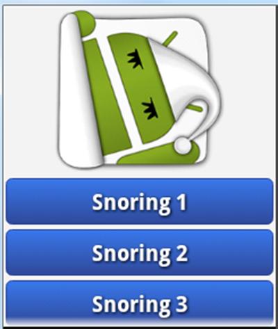 Snore Sound Fun