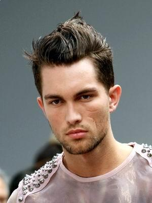 Short Hairstyles And Haircuts Stylish Short Hair Style For Men 2010