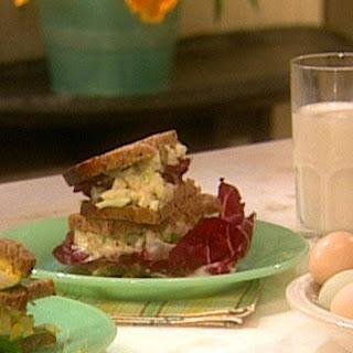 Alexis's Egg Salad Sandwich