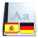Spanish-German Dictionary Free icon