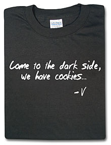 Come To The Darkside...