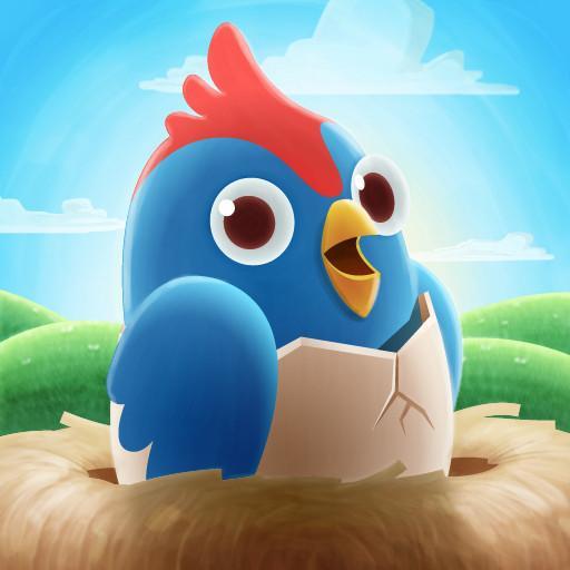 The Hopping Bird LOGO-APP點子