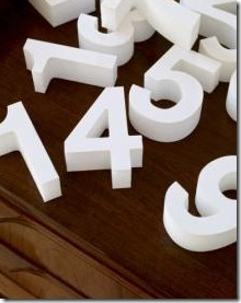 numbers  by David Prince