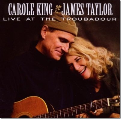 Carole King and James Taylor album