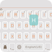 Ghost Theme for Emoji Keyboard