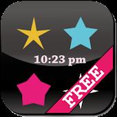 [Free] Star Flow! Custom Clock