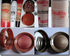 Bourjois collection Collage