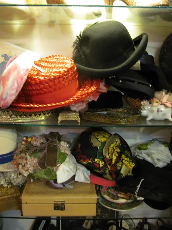 Антикварные и винтажные штучки