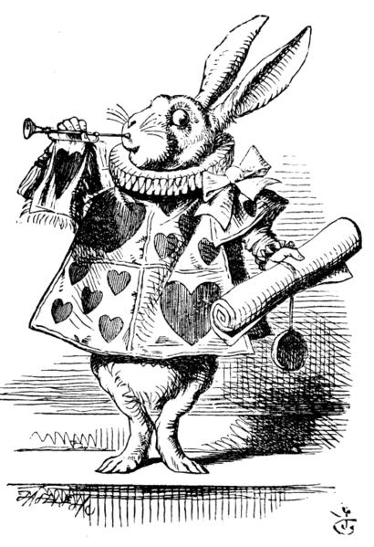 Кролики в церкви