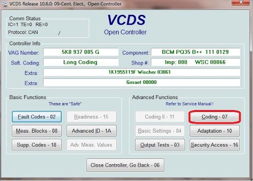 VWVortex com - DIY: VCDS (Vag-Com) for Beginners