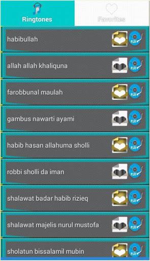 Kumpulan Ringtone Islami