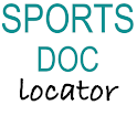 Sports Doc Locator logo