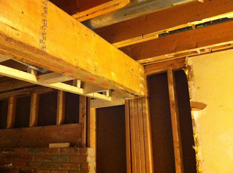 Triple 2x12 Beam With Rot And Pics Building