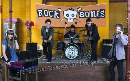 somos invencibles rock bones
