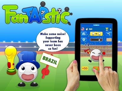 FanTAPstic World Cup 2014 Game