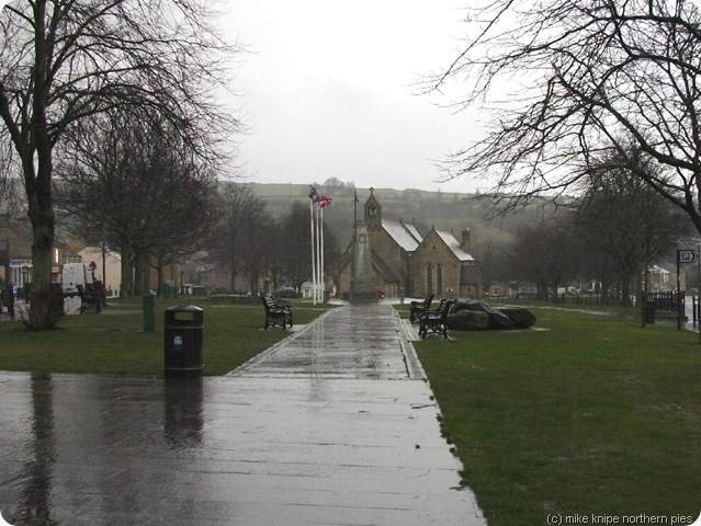 wet day in crook
