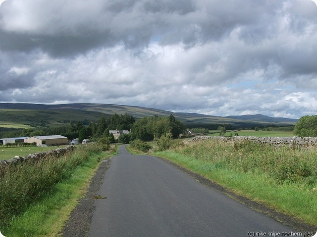 walking in liddesdale