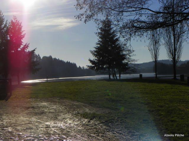 Lac des sapins à Cublize photo #212