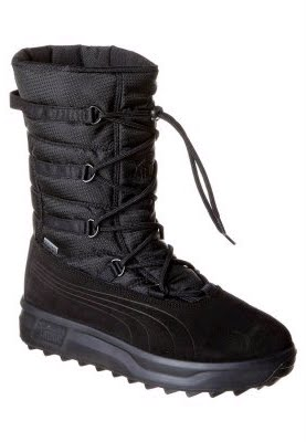 The boots from Puma Black Cimomonte II - succeeded. Insulating lining.  Breathable Gore Tex Guarantee Insole  Textile Lining  Textile Paragraph  form  Flat 660593497ad